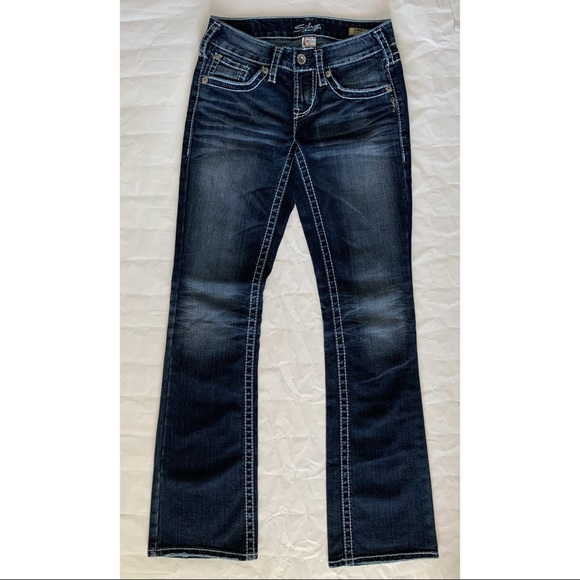 Silver Jeans AIKO Women's bootcut size 25
